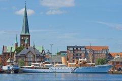 Le Yacht Royal Dannebrog. (© ph2212)