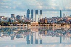 Vue générale d'Istanbul. (© muratart)