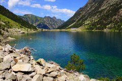 Lac de Gaube. (© photlook - Adobe Stock)