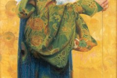 Verano, Gaspar Camps, óleo sobre tela, 1907 (© MUSEU DEL MODERNISME CATALÀ)