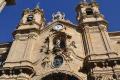 Basilique Santa María del Coro. (© Elodie SCHUCK)