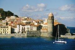 La vieille cité historique de Collioure (© Nicolas Rung - Author's Image)