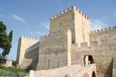 Castelo São Jorge. (© Stéphan SZEREMETA)