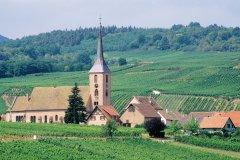 Blienschwiller, village tourné vers la viticulture. (© Irène ALASTRUEY - Author's Image)
