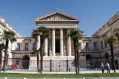 Le Tribunal de Commerce de Montpellier (© Stéphan SZEREMETA)