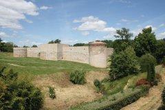 Le château de Nègrepelisse. (© Aurore / Mairie de Nègrepelisse)