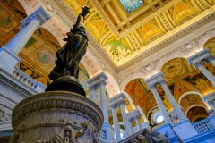 Library of Congress. (© kmiragaya - Fotolia)