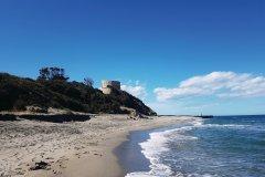 La tour de Diana à Aléria. (© Gabrielle AWAD)