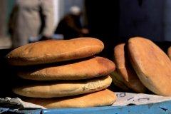 Pain vendu dans la médina de Tétouan. (© Author's Image)