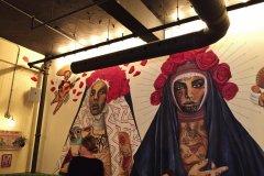 Restaurant mexicain au centre-ville de Montréal. (© Valérie FORTIER)