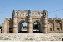 Kosh Darvoza, les portes du nord. (© Jeff Jones - Iconotec)