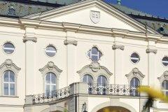 Palais archiépiscopal d'été, bureau du gouvernement slovaque. (© r-o-x-o-r - Fotolia)