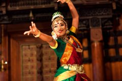 Danseuse de Bharat Natyam. (© Zzvet - Shutterstock.com)