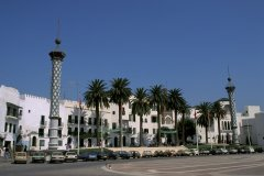Place Hassan II. (© Author's Image)