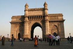 Porte de l'Inde. (© Stéphan SZEREMETA)