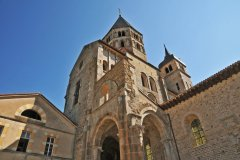 Abbaye de Cluny. (© lamio / Adobe Stock)