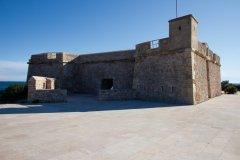 Fort militaire de Sant Jordi. (© Patronat Turisme Diputació Tarragona - Terres de l'Ebre)