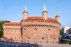 Barbacane, Cracovie. (© Nahlik - Shutterstock.com)