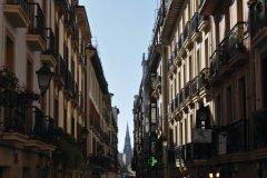 Quartier de la basilique Santa María del Coro. (© Elodie SCHUCK)