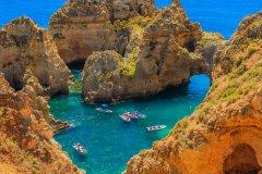 Ponta da Piedade. (© Pawel Kazmierczak - Shutterstock.com)