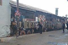 Street art dans le sud de Tel Aviv. (© Alexandra VARDI)