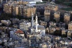 Survol de la ville de Damas. (© Urf - iStockphoto)