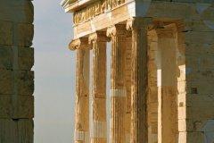 Temple d'Athéna Nike. (© Johanna Huber)