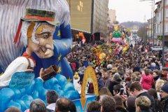 Char du carnaval d'Albi. (© Association du carnaval d'Albi)