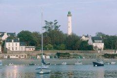 Port et phare de Bénodet (© TONY CARDWELL - ICONOTEC)