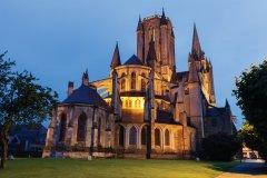 Cathédrale de Coutances. (© benkrut)