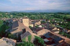Les toits d'Aurignac (© PHOVOIR)