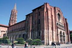 La basilique Saint-Sernin - Toulouse (© EMMANUEL COCHEN - FOTOLIA)