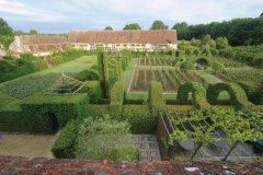 Jardins du prieuré Notre-Dame d'Orsan (© Béatrice PICHON-CLARISSE)