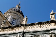 Cathédrale de Dubrovnik. (© Author's Image)