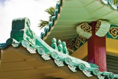 Temple Kuan Yin. (© Hawaii Tourism Authority (HTA) / Tor Johnson)