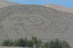 Géoglyphes de la Vallée d'Azapa (© Arnaud BONNEFOY)