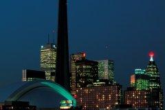 Toronto de nuit. (© Tom Pepeira - Iconotec)