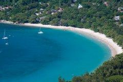 Plage de Beau Vallon. (© Gerard Larose - Office du tourisme des Seychelles)