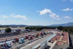 Départ du Grand Prix des Camions. (© Laurent BOSCHERO)