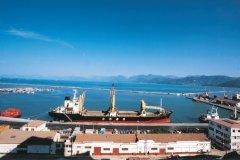 Le port de Bejaïa. (© Sébastien CAILLEUX)