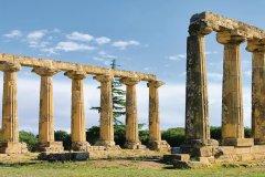 Temple d'Héra au Parco Archeologico delle Tavole Palatine. (© LianeM - Fotolia)