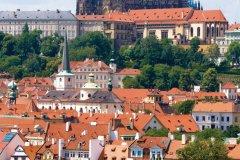 Hradčany et le Château royal (Prague). (© Author's Image)