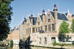 Canaux de Bruges. (© Alamer - Iconotec)