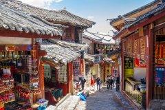 Vieille ville de Lijiang. (© gracethang2 - Shutterstock.com)