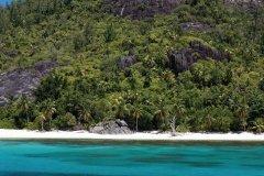 L'île Thérèse. (© Barbara & Hartmut Röder - Office du tourisme des Seychelles)