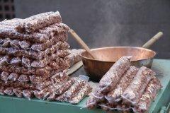 Pralines au mercado de San Telmo (© Stéphan SZEREMETA)