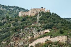 Le fort Libéria - Villefranche-de-Conflent (© OLIVIER PONCELET - FOTOLIA)