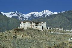 Monastère du Ladakh. (© Eric Martin - Iconotec)