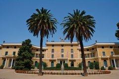 Palau Reial de Pedralbes. (© Author's Image)