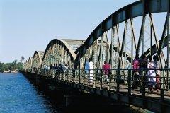 Le pont Faidherbe. (© Tom Pepeira - Iconotec)